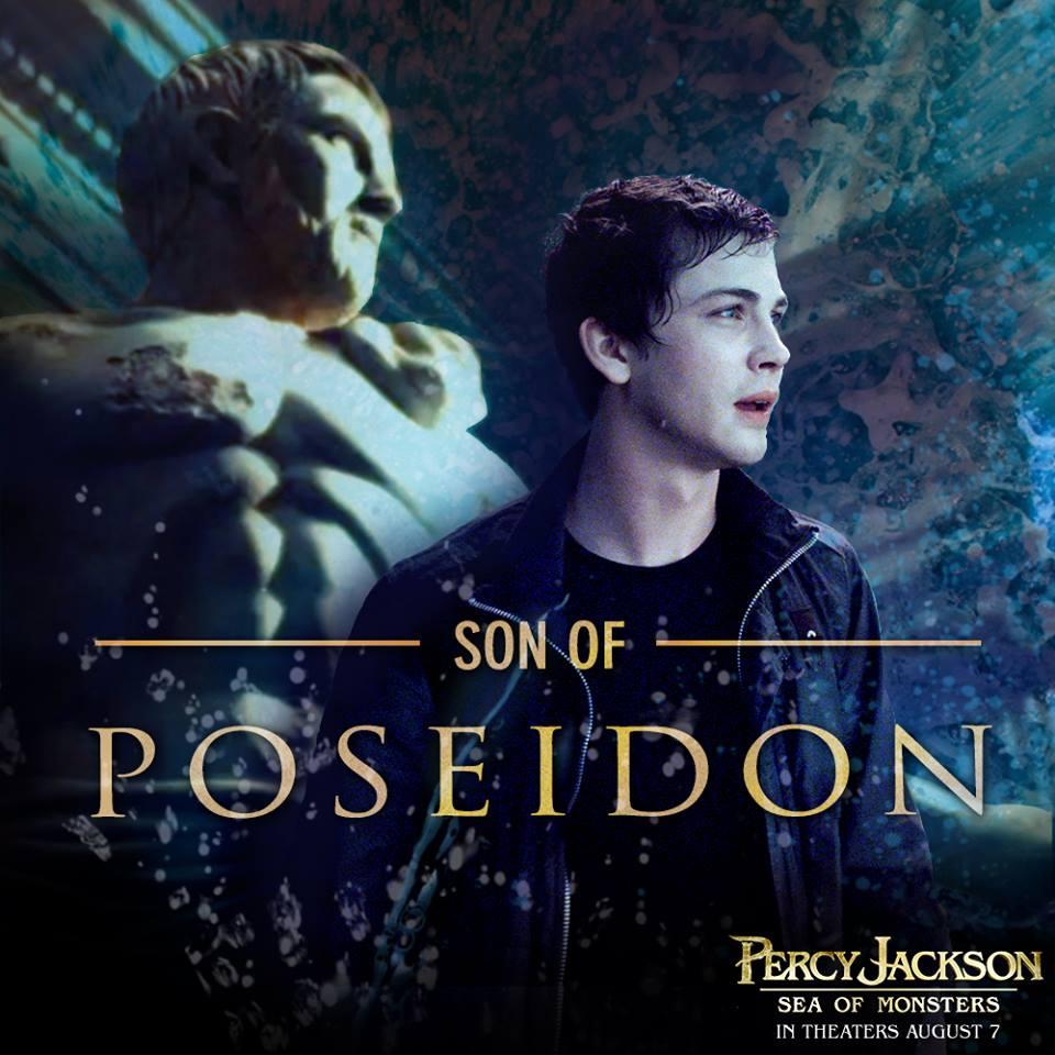 ¡CONFIRMADO! Percy Jackson será serie Netflix.