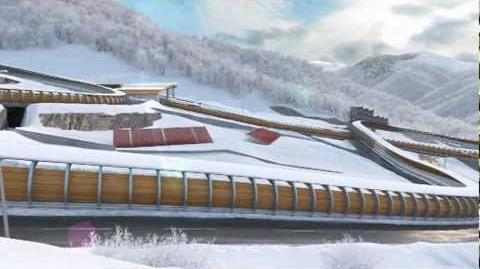 Olympic venues Sochi 2014 - all stadiums description