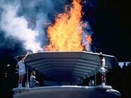 1988 Olympic Cauldron