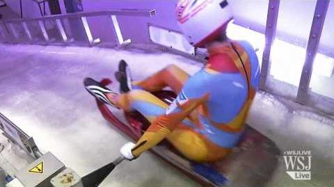 Winter Olympics 2014 Preview Luge Training Sochi Olympics