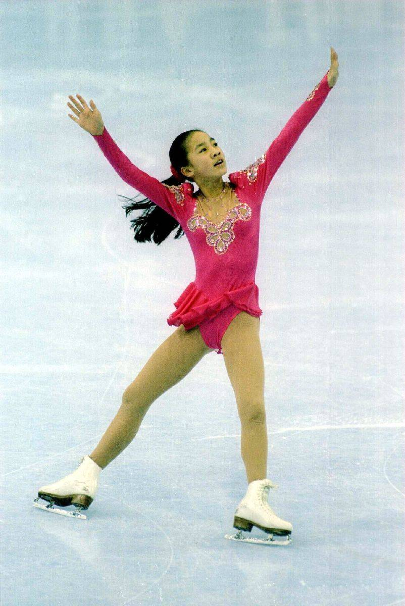 Michelle kwan 281930 Michelle Kwan Figure Skating