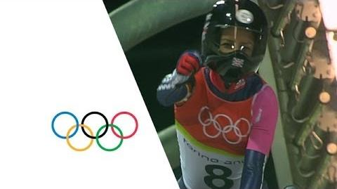 Shelley Rudman's On Being An Olympian & Mum Sochi 2014 Winter Olympics