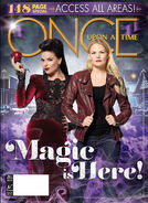 Infobox Once Upon a Time Magazine - Issue 1