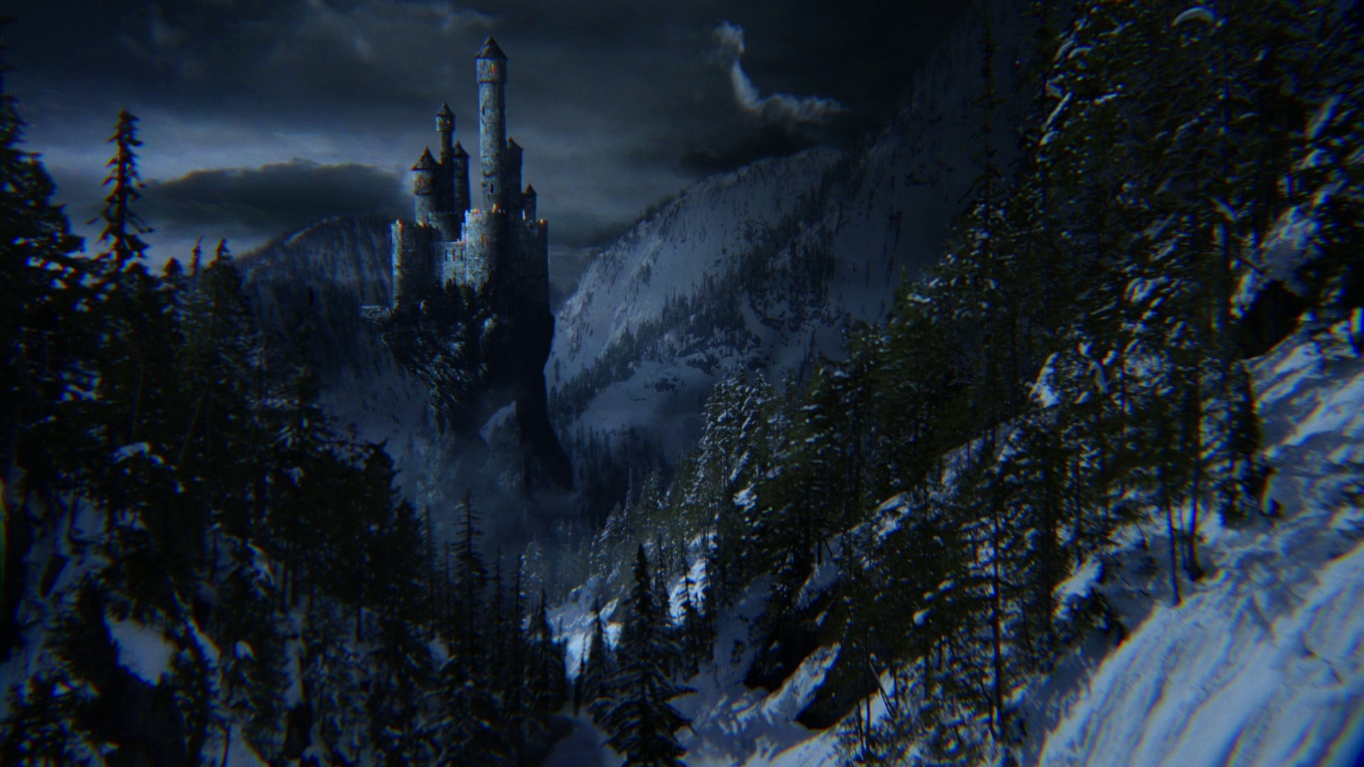 Forbidden Fortress | Once Upon a Time Wiki | Fandom ...