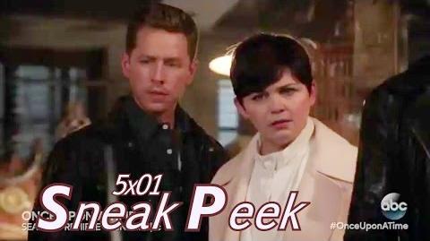 5x01 - The Dark Swan - Sneak Peek 4