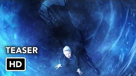 """ABC """"The Dark Swan is Coming"""" Promo"""