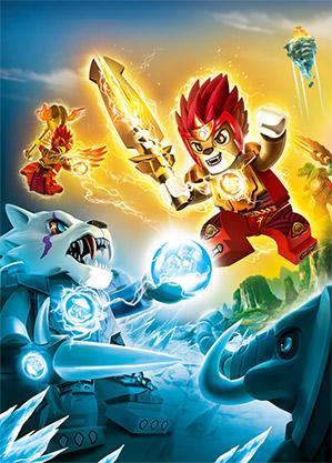 Chima Fire Vs Ice Characters