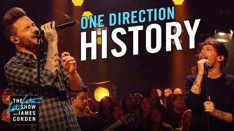 One Direction History-0