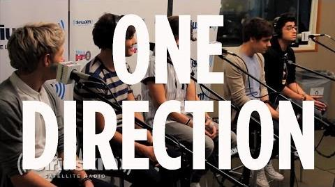 """One Direction """"More Than This"""" Live @ SiriusXM Hits 1"""