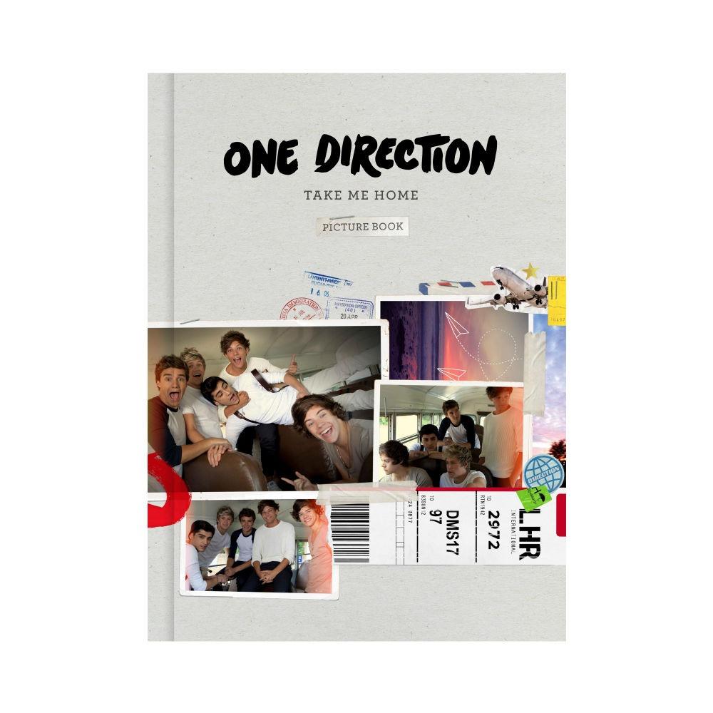 외방커뮤니티 > 헐리우드 > 원디렉션 한정판 Yearbook Edition 이미지 모음 (약스압) One Direction Take Me Home Yearbook Edition Tracklist