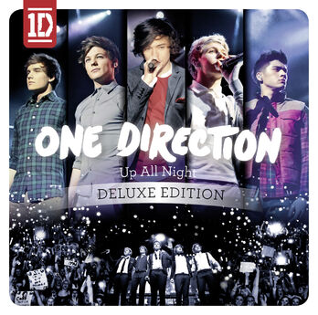One Direction Up All Night DELUXE Edition Cover