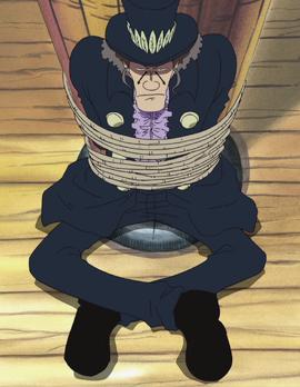 Mr. 11 Anime Infobox