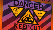 Punk Hazard Keep Out Sign.png