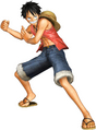 Luffy Pirate Warriors Pre TS.png