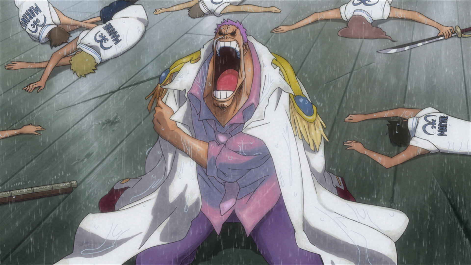 User blog:Staw-Hat Luffy/The Shichibukai That Fought Z