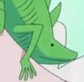 Coribou's Lizard Portrait
