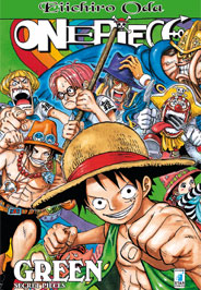 File:One Piece Green ITA Cover.png