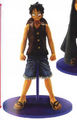 High Spec Coloring Figure Luffy