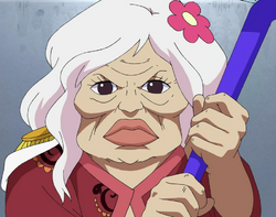 Gloriosa Anime Infobox