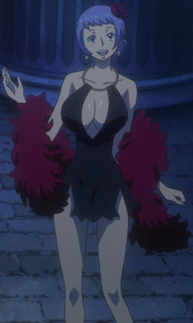 Carina Anime Infobox