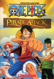 Scholastic Pirate Attack Novel