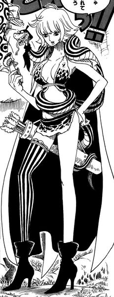 Marguerite Manga Infobox