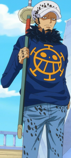 Trafalgar D. Water Law Anime Post Timeskip Infobox