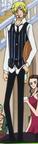 Sanji Dressrosa Arc First Outfit