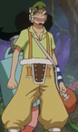Usopp's Zou Outfit