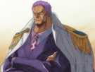 Zephyr as an Admiral