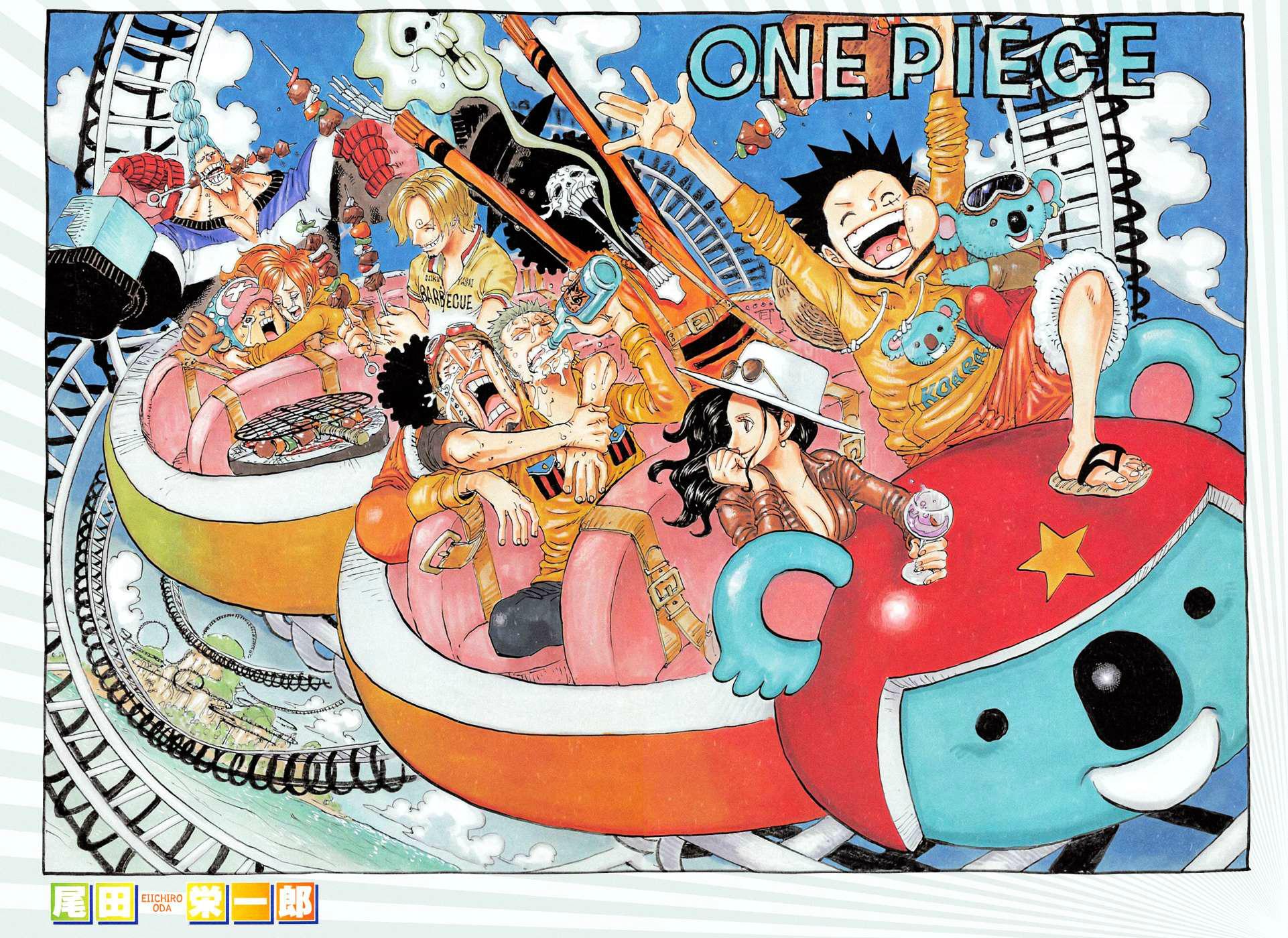 Chapter 824 | One Piece Wiki | Fandom powered by Wikia
