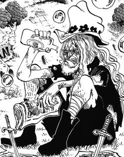 Disco Manga Post Timeskip Infobox