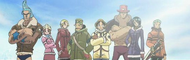 Straw Hats Lovely Land