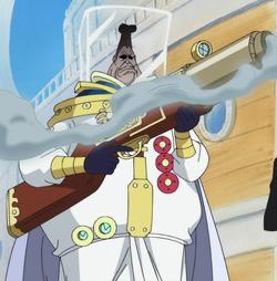 Jalmack di anime