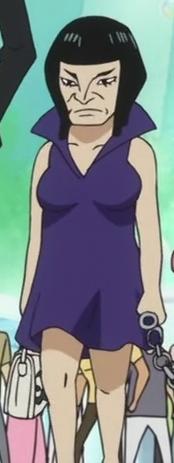 Кокоа в аниме