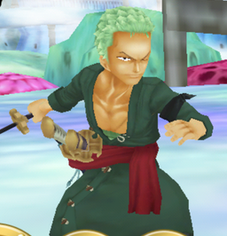Roronoa Zoro One Py Berry Match
