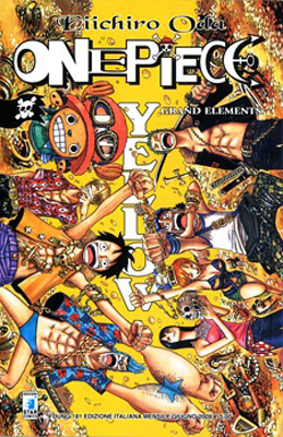 File:One Piece Yellow ITA Cover.png