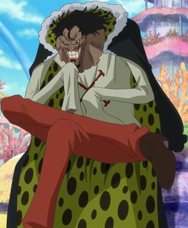 Карибу в аниме