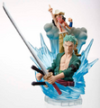 Stacking Vignette Zoro and Usopp