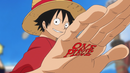 Luffy We Go Logo