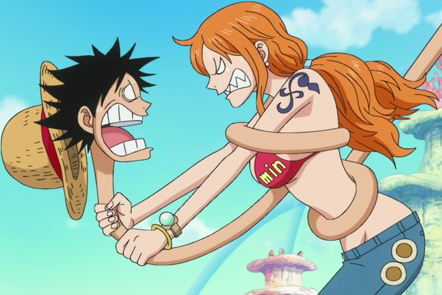 File:Nami and Luffy.png