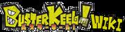 Buster Keel Wiki Wordmark