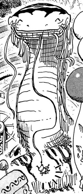 Nola en el manga