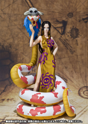File:Figuarts Zero- Boa Hancock and Salome Gold.png