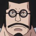 Sengoku Admiral Portrait