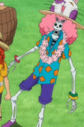 Brook Movie 12 First Outfit