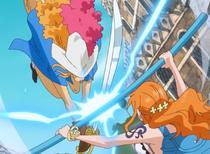 Wanda Attacks Nami