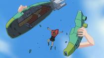 Submarine Ripped Apart