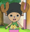 Chopper Little East Blue Arc Outfit.png