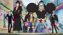 Straw Hats In Disguise